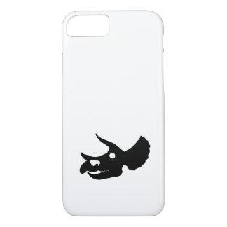 Triceratops Skull iPhone 7 Case