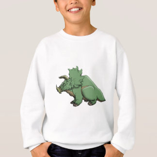 Triceratops Sweatshirt