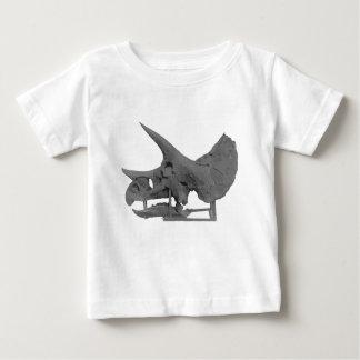 Triceratopsskull Baby T-Shirt