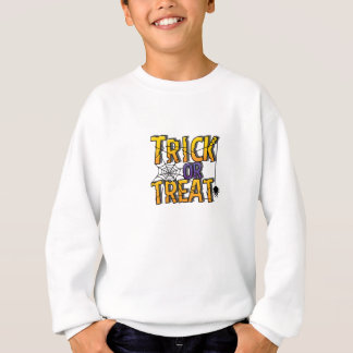 Trick or Threat collection Halloween Party Sweatshirt