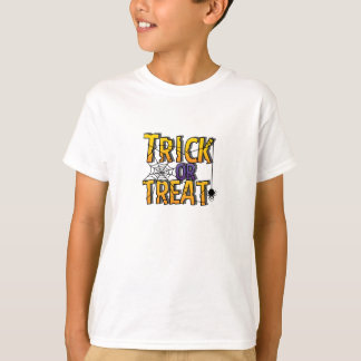 Trick or Threat collection Halloween Party T-Shirt