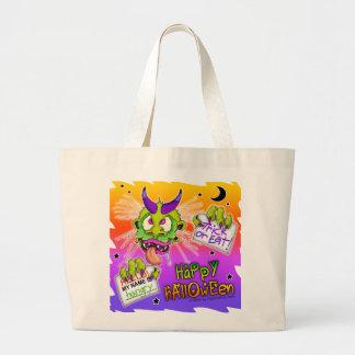 Trick or Treat Bag - HALLOWEEN BOOGEYMAN MONSTER
