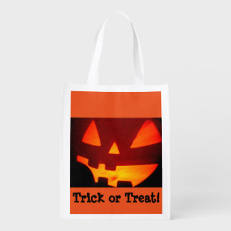 Trick or Treat Bag Market Totes