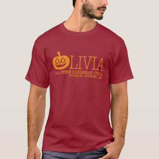 """Trick Or Treat"" Basic Dark T-Shirt"