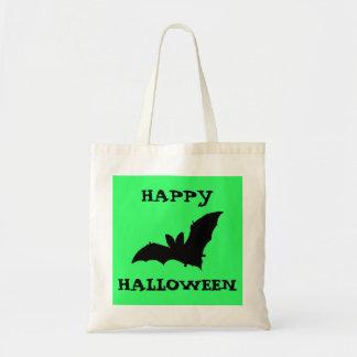 Trick or Treat Bat Tote Bag