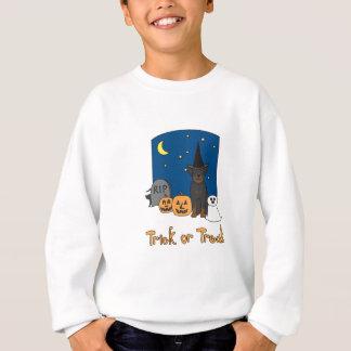 Trick or Treat Beauceron Halloween Sweatshirt