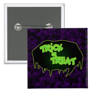 Trick or Treat button