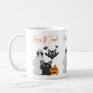 """Trick or Treat"" Coffee Mug"