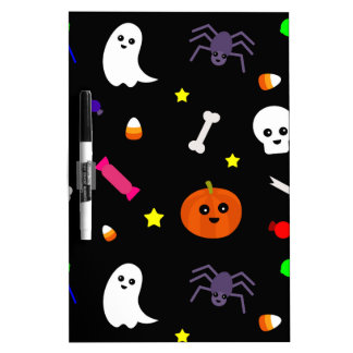 trick or treat dry erase board