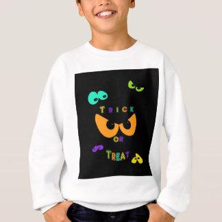 Trick Or Treat Eyes Sweatshirt