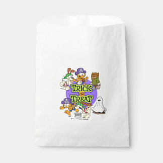 Trick-or-Treat Favor Bag