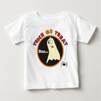 Trick or Treat Funny Ghost Baby Creepers