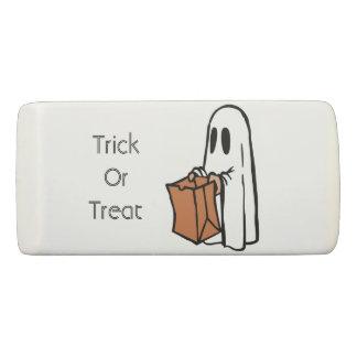 Trick or Treat Ghost Eraser