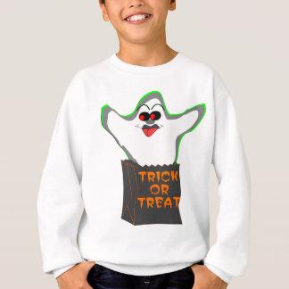 Trick-or-Treat Ghost Sweatshirt