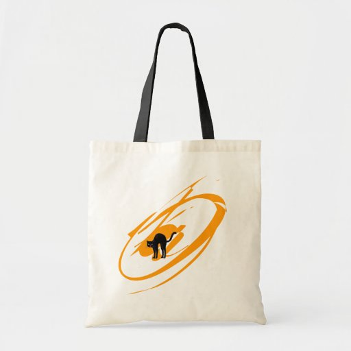 TRICK OR TREAT Gift Bag HALLOWEEN TOTE BAGS