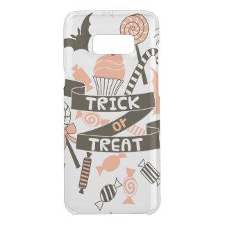Trick or Treat Goodies Design Uncommon Samsung Galaxy S8 Plus Case