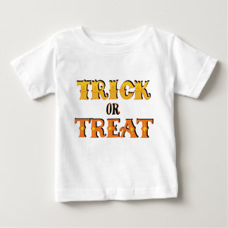Trick or Treat Halloween Baby T-Shirt