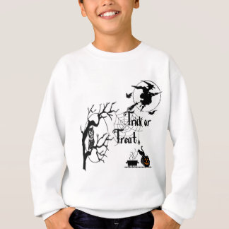 TRICK OR TREAT (HALLOWEEN) SWEATSHIRT