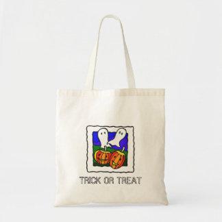 """Trick Or Treat"" Halloween Tote Bag"