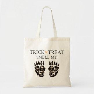 Trick or Treat Halloween Tote Bag