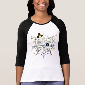 Trick-or-Treat-Haloween T-Shirt