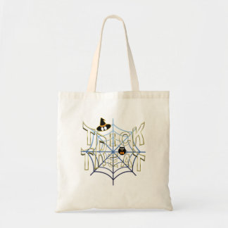 Trick-or-Treat-Haloween Tote Bag