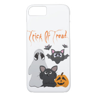 """Trick or Treat"" iPhone 8/7 Case"