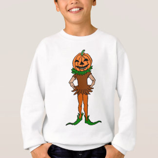 Trick or Treat Jackolanternman Sweatshirt