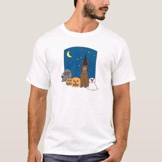 Trick or Treat Kelpie Halloween T-Shirt