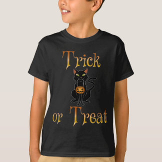 Trick or Treat Kitty T-Shirt
