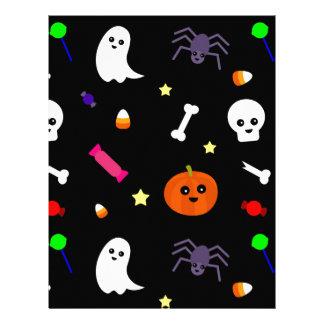 trick or treat letterhead