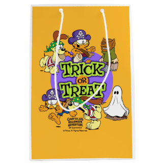 Trick-or-Treat Medium Gift Bag