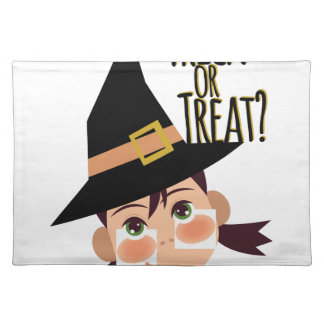 Trick Or Treat Placemats