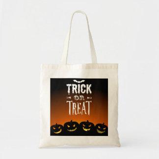 Trick or Treat Pumpkins Tote Bag