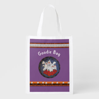 Trick or Treat Shopping Bag Grocery Bags