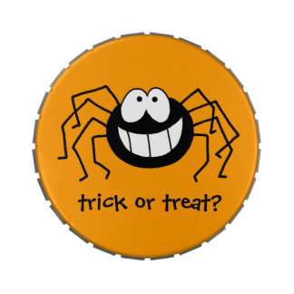 Trick or Treat Spider