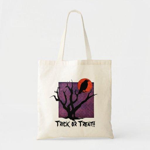Trick or Treat!! Super Cute Tote Bag