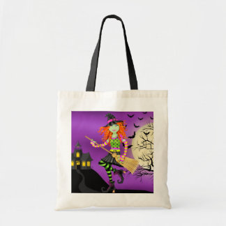 Trick or Treat Tote - SRF Canvas Bag