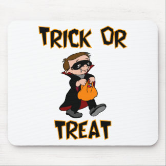 Trick Or Treat (Vampire Costume) Mouse Pad