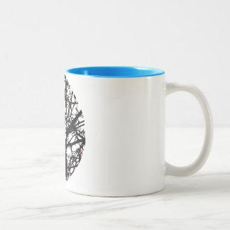 Trickster Rabbit in Briar Patch Mug