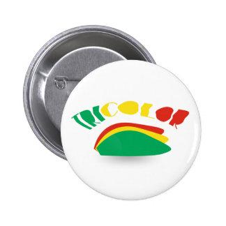 tricolor button