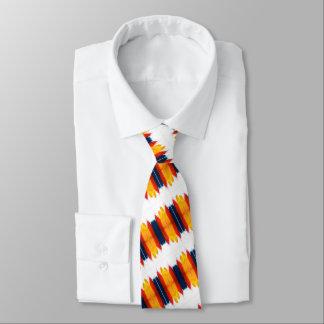 Tricolor Tie
