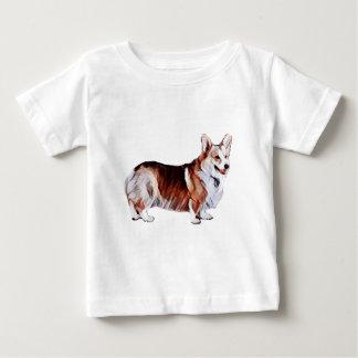 Tricolor Welsh Corgi.PNG Baby T-Shirt