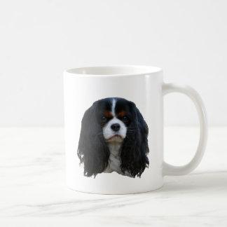 Tricolour Cavalier Coffee Mug