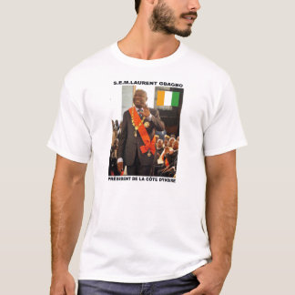 Tricot GBAGBO T-Shirt