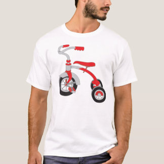 Tricycle Bike tshirt
