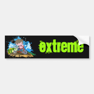 Tricycle Bumper Sticker