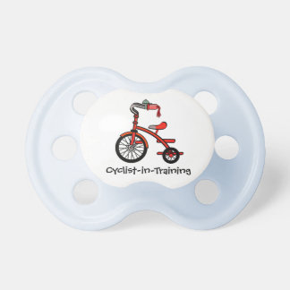 Tricycle Design Pacifier