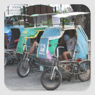 Tricycles Sticker