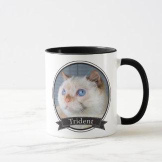 Trident the Cat Coffee Mug 01